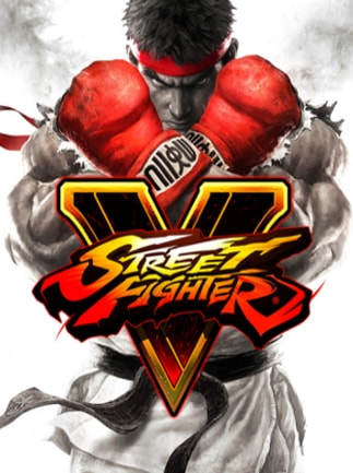 Street Fighter V Deluxe Edition Steam Key GLOBAL
