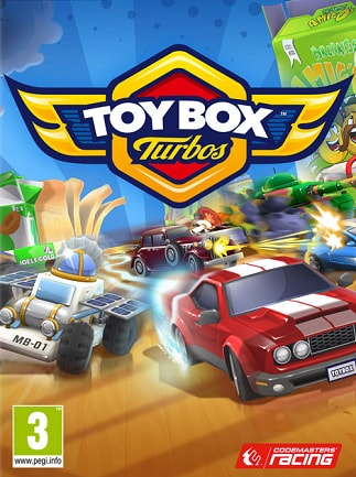 Toybox Turbos Steam Key GLOBAL