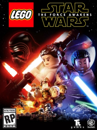 LEGO STAR WARS: The Force Awakens - Deluxe Edition Steam Key GLOBAL