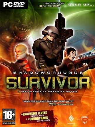 Shadowgrounds Survivor Steam Key GLOBAL