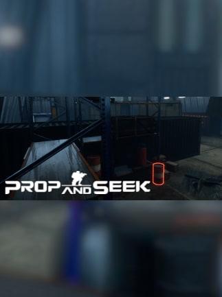 PROP AND SEEK - Steam - Key GLOBAL