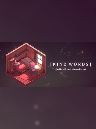 Kind Words (lo fi chill beats to write to) - Steam - Key GLOBAL