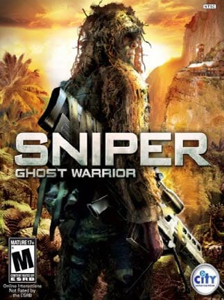 Sniper: Ghost Warrior Steam Key GLOBAL