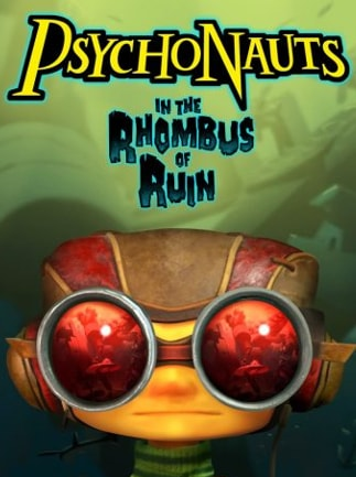 Psychonauts in the Rhombus of Ruin Steam Key GLOBAL