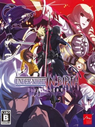 UNDER NIGHT IN-BIRTH Exe:Late[st] Steam Key GLOBAL