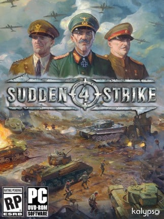 Sudden Strike 4 Steam Key GLOBAL