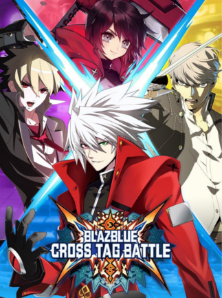BLAZBLUE CROSS TAG BATTLE Deluxe Edition Steam Key GLOBAL