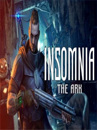 INSOMNIA: The Ark Steam Key GLOBAL