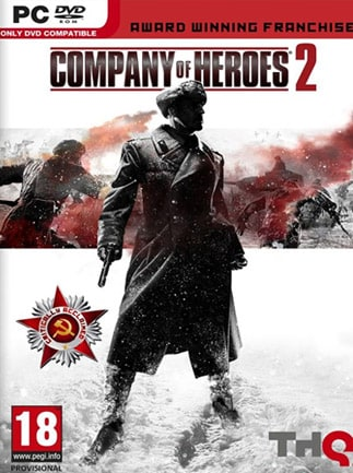 Company of Heroes 2 - Platinum Edition Steam Key GLOBAL