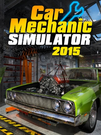 Car Mechanic Simulator 2015 Steam GLOBAL