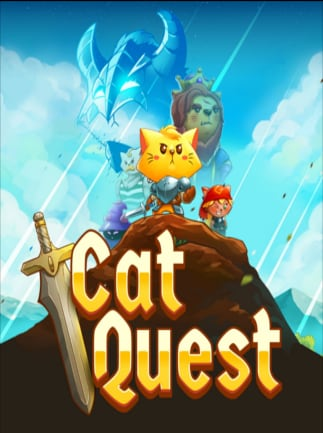 Cat Quest Steam Key GLOBAL