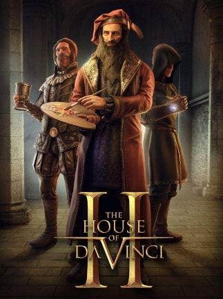 The House of Da Vinci 2 (PC) - Steam Key - GLOBAL