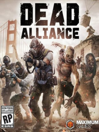 Dead Alliance Multiplayer Edition + Full Game Upgrade Steam Key GLOBAL