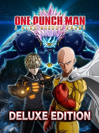 ONE PUNCH MAN: A HERO NOBODY KNOWS | Deluxe Edition (PC) - Steam Key - GLOBAL