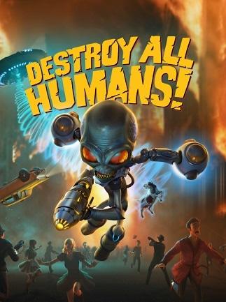 Destroy All Humans! Remake (PC) - Steam Key - GLOBAL