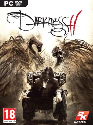 The Darkness II Steam Key GLOBAL