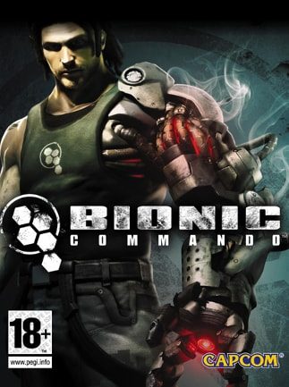 Bionic Commando Steam Key GLOBAL