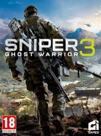 Sniper Ghost Warrior 3 Steam Key GLOBAL