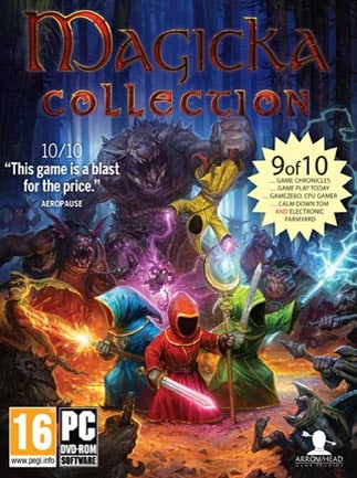 Magicka: Collection Steam Key GLOBAL