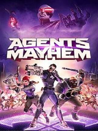 Agents of Mayhem: Day One Edition Steam Key GLOBAL
