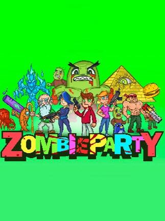 Zombie Party Steam Key GLOBAL