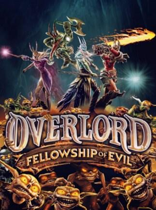 Overlord: Fellowship of Evil Steam Key GLOBAL