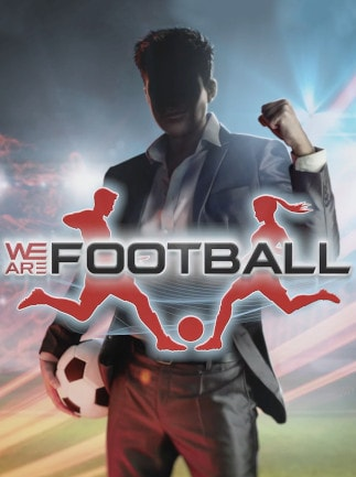WE ARE FOOTBALL (PC) - Steam Key - GLOBAL