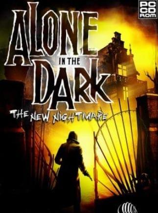 Alone in the Dark: The New Nightmare Steam Key GLOBAL