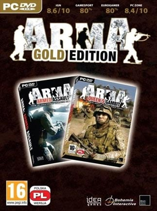 Arma: Gold Edition Steam Key GLOBAL