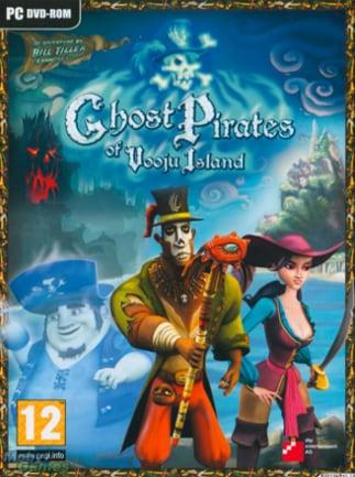 Ghost Pirates of Vooju Island Steam Key GLOBAL