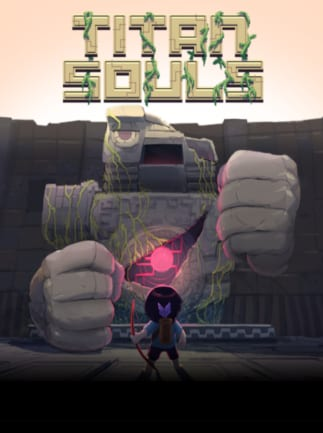 Titan Souls Steam Key GLOBAL