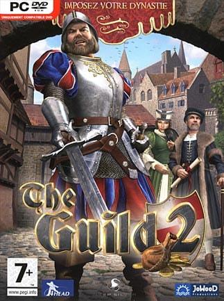 The Guild II Steam Key GLOBAL