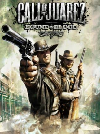 Call of Juarez: Bound in Blood Steam Key GLOBAL