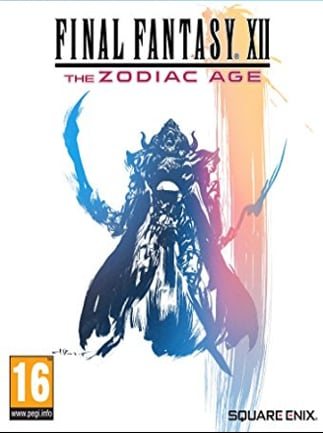 FINAL FANTASY XII THE ZODIAC AGE Steam Key GLOBAL