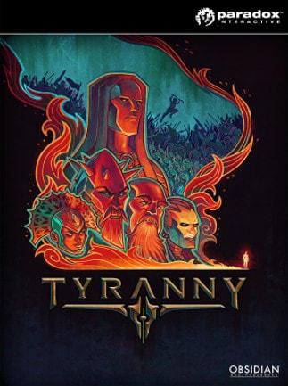 Tyranny - Commander Edition Steam Key GLOBAL