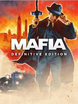 Mafia: Definitive Edition (PC) - Steam Key - GLOBAL
