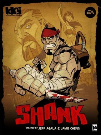 Shank 2 Steam Key GLOBAL