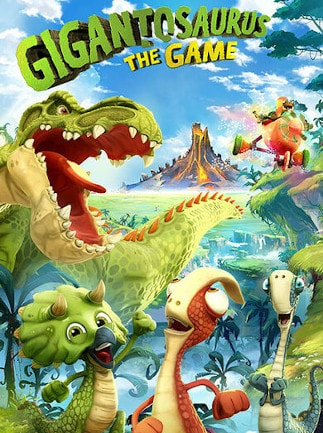 Gigantosaurus The Game (PC) - Steam Key - GLOBAL