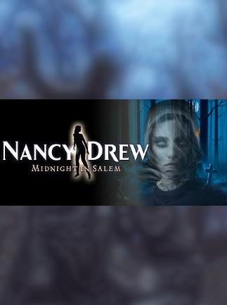 Nancy Drew: Midnight in Salem - Steam - Key GLOBAL