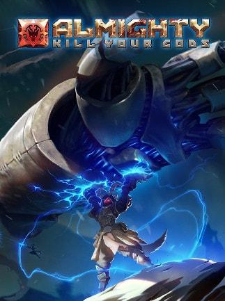 Almighty: Kill Your Gods (PC) - Steam Key - GLOBAL