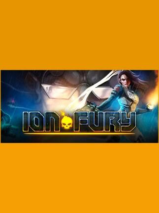 Ion Fury Steam Key GLOBAL