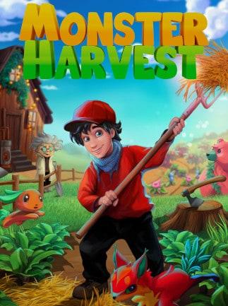 Monster Harvest (PC) - Steam Key - GLOBAL