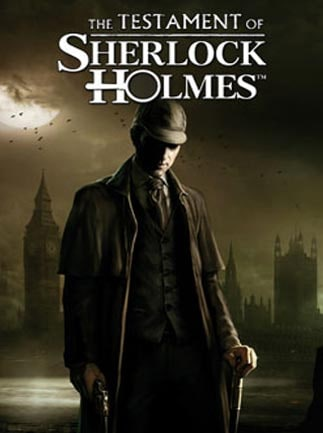 The Testament of Sherlock Holmes Steam Key GLOBAL
