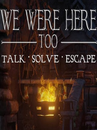 We Were Here Too Steam Key GLOBAL