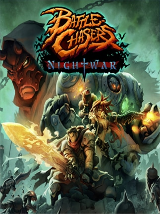 Battle Chasers: Nightwar Steam Key PC GLOBAL