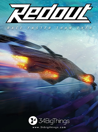 Redout Steam Key GLOBAL