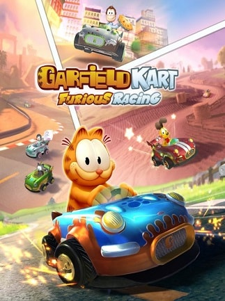 Garfield Kart - Furious Racing (PC) - Steam Key - GLOBAL