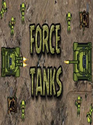 FORCE TANKS Steam Key GLOBAL