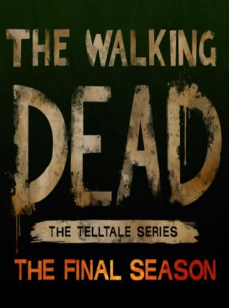 The Walking Dead: The Final Season Steam Key GLOBAL