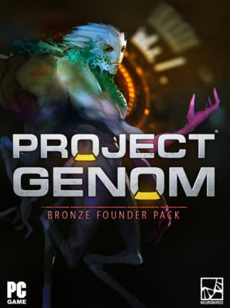 Project Genom - Bronze Founder Pack Steam Key GLOBAL
